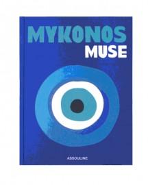 Beautiful book Mykonos Muse