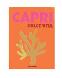 Beautiful book Capri Dolce Vita