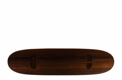 Oval Console Pablo L140cm