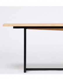 Made-to-Measure Natural Oak Bench W
