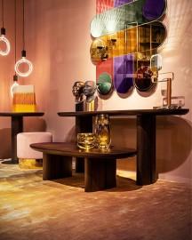 Oval Coffee Table Pablo L140cm