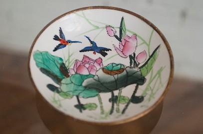 Coupe en porcelaine