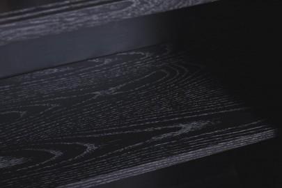 50's Display Black Finish