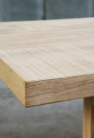 Oak Dining Farm Table Bénédictine L250cm