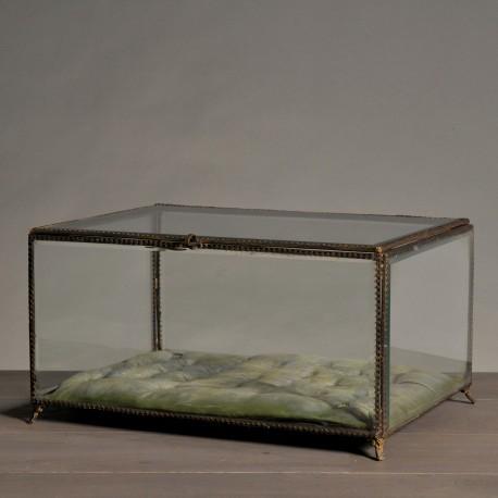 Nap III Style Rectangular Jewelry Box