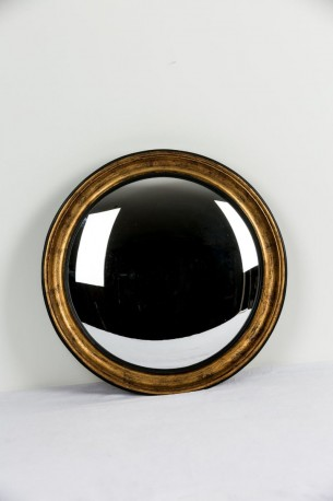 French Witch Mirror Napoleon II style