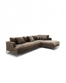 Bench Sofa Raspberry Velvet Bisou