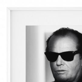 Jack Nicholson Wearing Ray-Ban 103cm