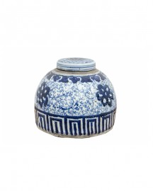 Chinese Porcelain Handcrafted Pot