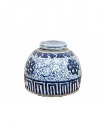 Pot Artisanal en Porcelaine Chinoise 2 ø 30 cm
