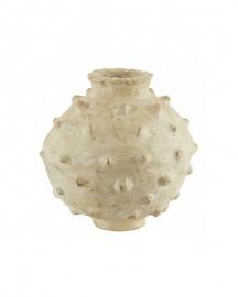 Vase Façon Vestige - Papier Maché - H 30 cm