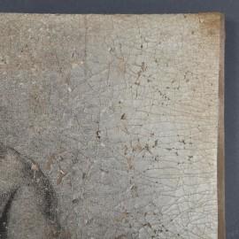 Study of a Naked Man, circa 1778 H100cm