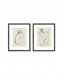 Neo-Classical Vases Engravings - Set of 2