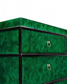 Malachite Dresser 120cm