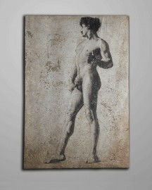 Nude Man, Study H130cm
