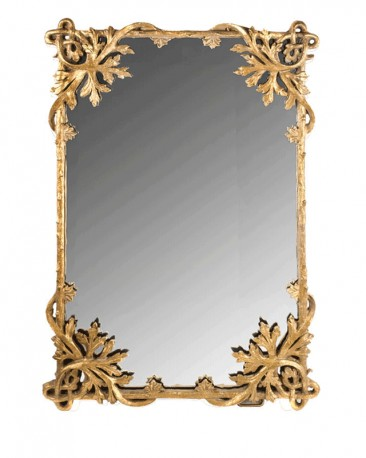 The Acanthe Mirror, Rocaille Style