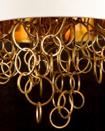 Suspension Rings H110cm