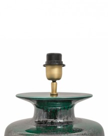 Earthenware Green Table Lamp Meryl H117cm