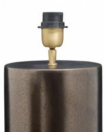 Earthenware Orange Table Lamp Meryl H113cm