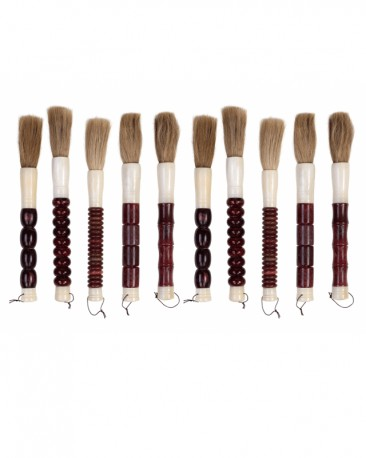 Calligraphy Brushes Ruby Color, China