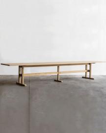 Oak Farm Table Benedictine 300cm