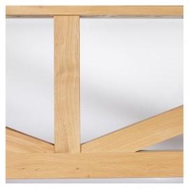 Table de Repas Atelier chêne massif - 200 cm