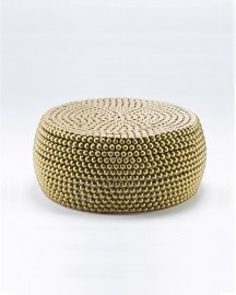 Marty Coffee Table, Grey Marble & Gold Metal