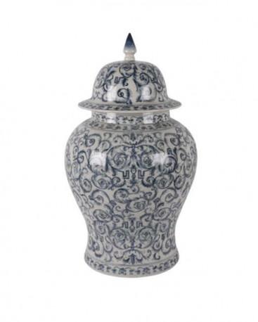Large Chinese Porcelain Jar, H54cm