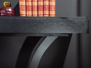 Console Table Grey Bernarda L240