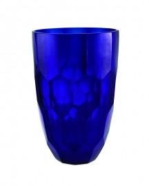 Hand Blown Glass Vase Minth
