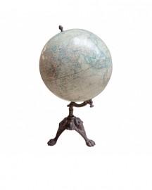Globe Terrestre Ancien - 1900 - H56cm