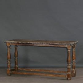 Console Balustre Italienne style 18eme