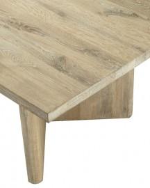 Dolmen V Dining Table made in Oak