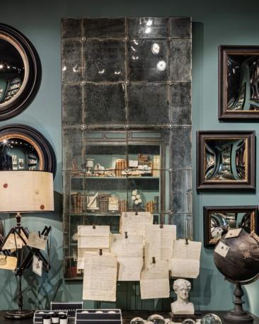Parisian Vintage Mirror