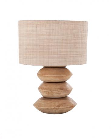 Table Lamp Banana Tree H84cm