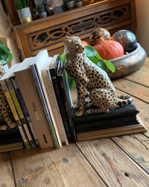 Pug Dogs Bookends