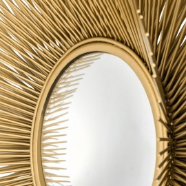 French Witch Mirror Versailles ∅80 cm