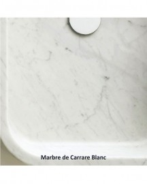 Round Dining Table Carrara Marble