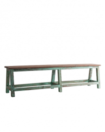Pair of Old Benches - 175 cm