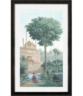 Very beautiful engravings of Orientalist Landscapes