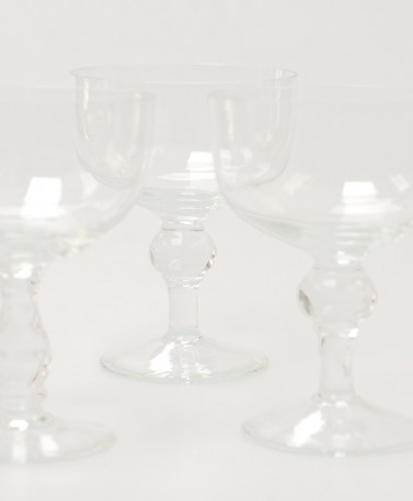 Anncient crystal glass