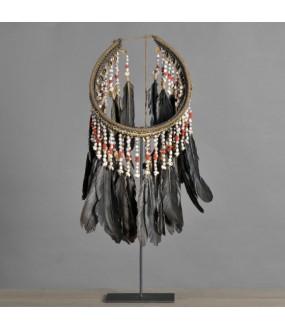 Primitive Ornament - black...