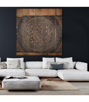 Primitive Wall Panel Toraja...