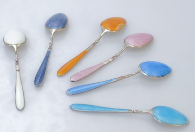 1900's coffee spoons - SOLD