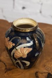 Vase en faïence 1900