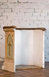 Chaire d'Abbaye de campagne, XIXeme