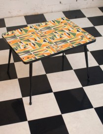 """50s Coffee Table, """"Cocktail Party"""""""