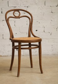 Chaises Thonet bistrot, une paire