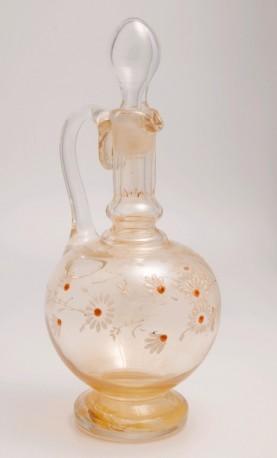 Vintage liquor decanter