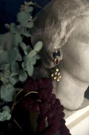 Fantasy Snail Earrings